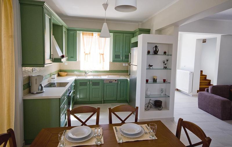 Arredo Cucina Soggiorno Unico Ambiente: Dividere la cucina dal soggiorno con ...
